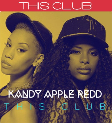 Kandy Apple Redd This Club Single Cover
